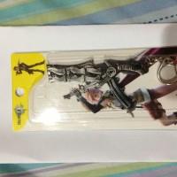 Gantungan Kunci Final Fantasy Keychain Souvenir