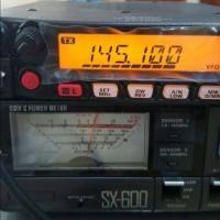RADIO RIG YAESU FT 1900 R VHF 80 WATT | GROSIR JEJUALAN PRODUK
