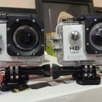 Kogan Wifi 12 MP HD Sport Action Camera 1080p Video