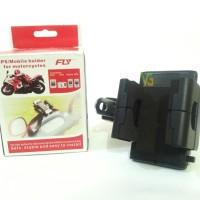 Lazypod Sepeda Motor Bike Mount Holder GPS Handphone Universal