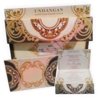 cetak undangan murah pernikahan / khitan ( plus gratis plastik ) 88170