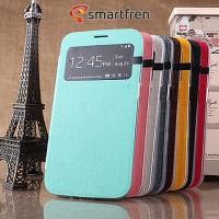Smartfren Andromax Qi UME Case Flipcase Flip Cover Aksesoris Bumper