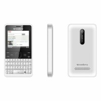 Strawberry S8 white Qwerty Model Nokia Asha 210 garansi 1 tahun