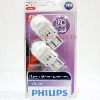 harga Philips Vision Led W21/5w ( T20 ) - Lampu Rem Mobil / Stoplamp Tokopedia.com
