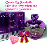 'OMNIA' Original by Sandrella Parfume Minyak Wangi ORI Untuk Wanita