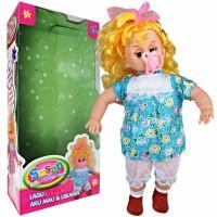 Boneka SUSAN Bisa BerNyayi 2 Lagu Anak- Anak ( Aku Mau & Liburan )