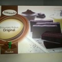 Jual Brownies Kukus Amanda - Rasa Original Murah