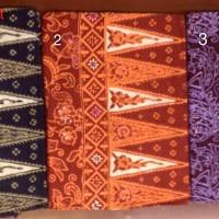 harga Doby sarung motif betawi bahan kain batik kebaya rok hem batiksongket Tokopedia.com