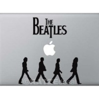 Decal Sticker Macbook - Beatles (Katze Decal)