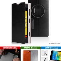 Nokia Lumia 1020 Mofi Leather Flip Book Cover Sarung Case Dompet Kulit