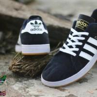 harga Sepatu Adidas Campus Navy White Tokopedia.com