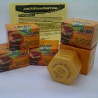 Honey Jelly NEW ORIGINAL 100% Massage Cream 2Logo Bpom CREAM PUTIH SU