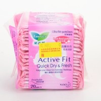 LAURIER PANTYLINER ISI 20PC