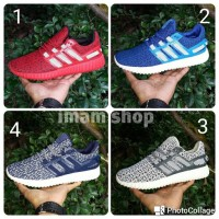 harga Sepatu Casual/running Adidas Yeezy Ultra Boost For Ladies Tokopedia.com