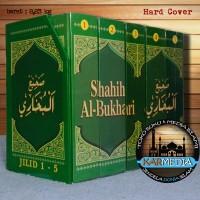 1 SET Shahih Al-Bukhari - 5 Buku - Pustaka AsSunnah - Karmedia