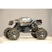 RC Mobil Remote HBX Devastator 1:24 3ch 4Wheel Steering 4WD RC Car