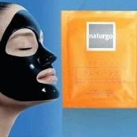 Shiseido Naturgo Mask Masker Lumpur Wajah Gold