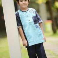 Baju Koko Anak Umur 5 / 6 Tahun Nibras NSA 23 L4