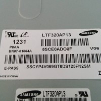 """Panel LCD Display 32"""" Samsung LTF320AP13"""