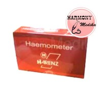 harga Haemometer Sahli/ HB Sahli/ Alat Tes Hemoglobin Harenz Tokopedia.com