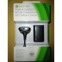 Play & Charge Xbox 360