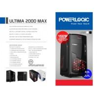 Powerlogic Ultima 2000 MAX 450W (B / W)