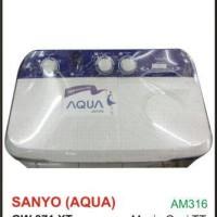Mesin Cuci Sanyo Aqua Qw 871 Xt