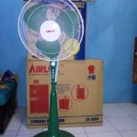 harga AIRLUX Stand Fan  (Kipas Angin) ASF - 1617 Tokopedia.com