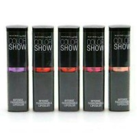 Maybelline Color Show Lipstick Original - Lipstik - Lips
