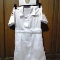harga Kostum / Seragam / Baju Profesi Perawat/suster Anak Murah Keren Bandun Tokopedia.com