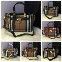 Tas Burberry So Kelly Krisdayanti Semi Premium