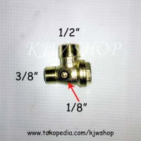 Spare Part Kompresor Non Return Valve