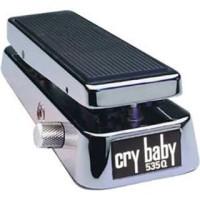 Dunlop Cry Baby 535Q Chrome Wah Pedal