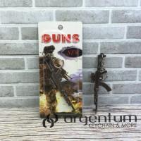 harga Keychain Gantungan Kunci Besi Metal Pistol 10 Tokopedia.com