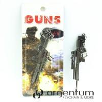 harga Keychain Gantungan Kunci Besi Metal Pistol 2 Tokopedia.com