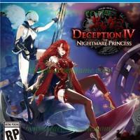 harga Ps4 Deception Iv The Nightmare Princess R3 Tokopedia.com