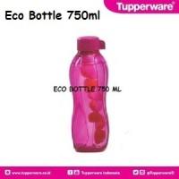 Jual Tupperware Eco Bottle 750 ml Tempat Minum Botol 750ml Tutup Putar Murah