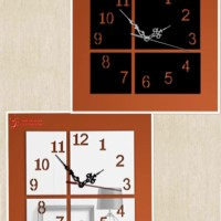 DIY Wall Clock Novelty