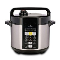Rice Cooker Philips Electric Pressure Cooker Hd 2136 CDM