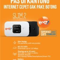 BOLT! Mobile WiFi Slim 2 Black / White