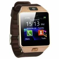 Jual Smart watch u9/dz09 GOLD BROWN Murah