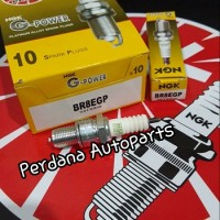 harga Busi Honda NSR 150R - NGK Platinum G-Power BR8EGP Tokopedia.com