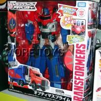 Optimus Prime Transformers Adventure RID Takara Tomy TAV21