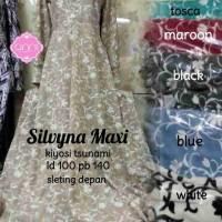 GROSIR MURAH DRESS SILVANA MAXY KEYOSI TSUNAMI