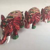harga Patung Fengshui 3 Ekor Keluarga Gajah Ii keberuntungan Dan Rejeki Anak Tokopedia.com