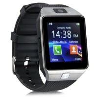 Jual Smart watch u9/dz09 BLACK SILVER Murah