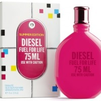 PARFUM ORIGINAL SINGAPORE Diesel Fuel for Life Summer Edition for Wome