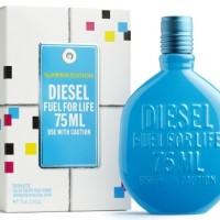 PARFUM ORIGINAL SINGAPORE Diesel Fuel for Life Summer Edition for Men
