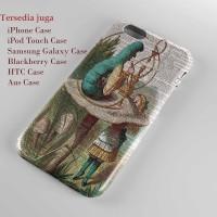 ALICE IN WONDERLAND Hookah Caterpillar    ,iphone case, semua hp