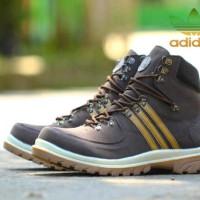 sepatu adidas 60D safety brown